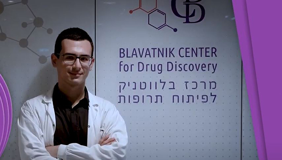 It is never too early for outstanding science: meet Shon Levkovich