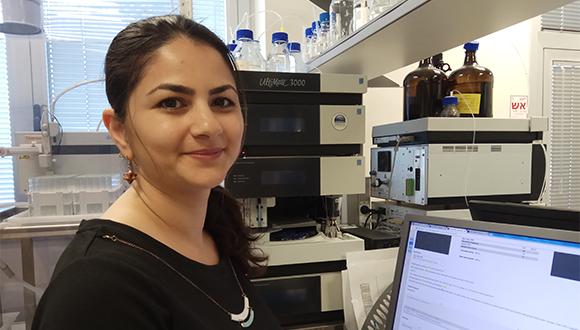 BCDD welcomes Dr. Elvira Haimov