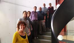 BCDD team visits EU-OPENSCREEN and FMP - Germany, June 2019