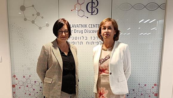 Ambassador of Ecuador Visits the BCDD