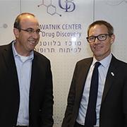 British Ambassador to Israel visited BCDD