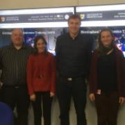 BCDD researchers get advanced training in metabolomics