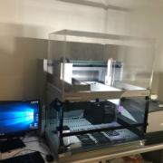 Bacterial based assays HTS system