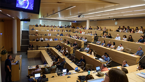 Weizmann Institute hosted the 16th Annual Meeting of Medicinal Chemistry section