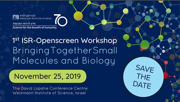 Bringing Together Small Molecules and Biology - 1st ISR-Openscreen Workshop
