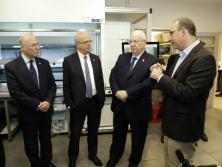 President Rivlin visits the BCDD